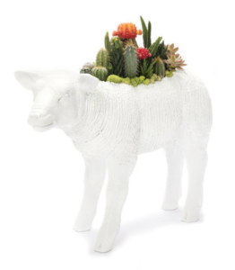 Lamb Garden Sculpture